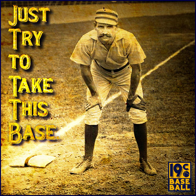 Get authentic style 1857–1876 replica bases! Only at 19cbaseball.com.