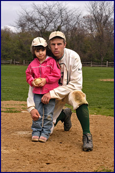 Christina and Dad, 04-29-07. Click to enlarge.