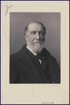 Portrait of Henry Chadwick. Click to enlarge.