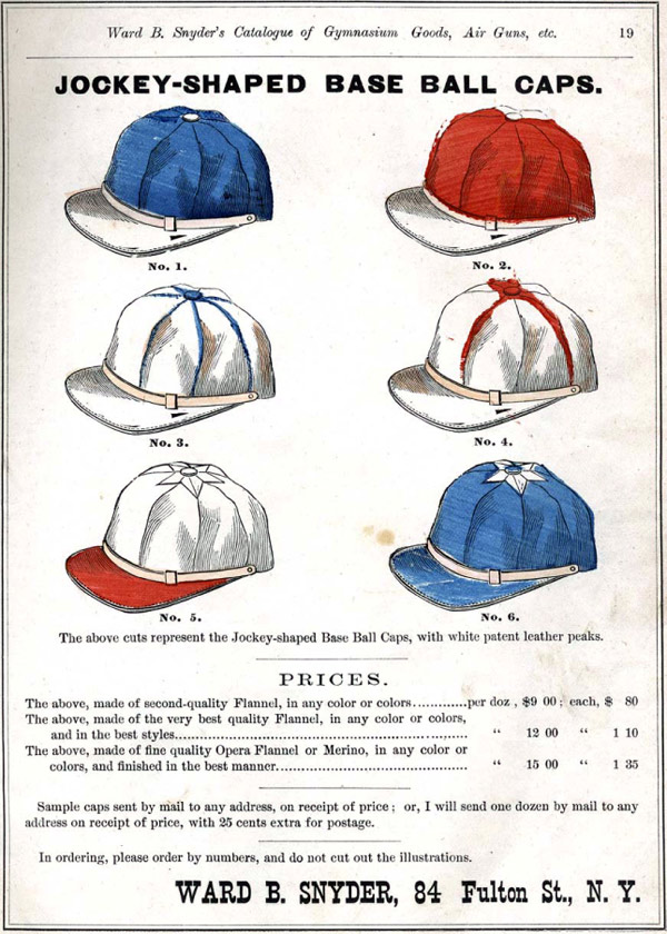 Snyder Tractor Parts Catalog : Baseball history th century image snyder s