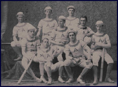 Unidentified baseball team photo circa 1878. Click to enlarge.