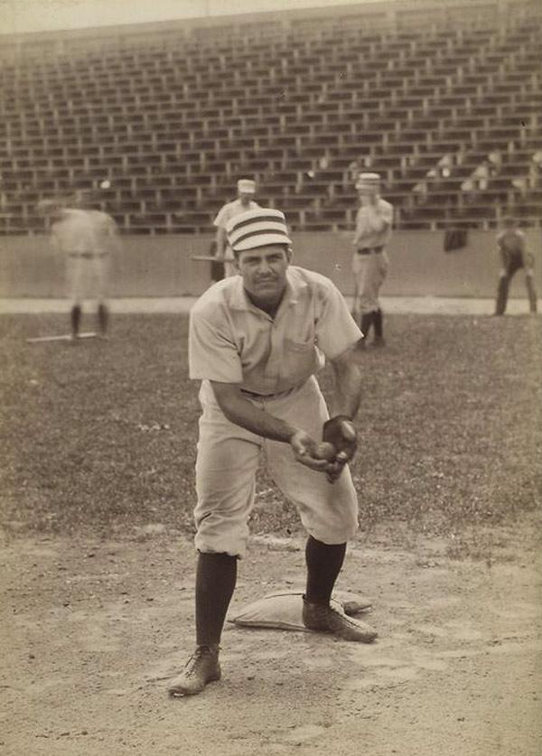 19th century baseball players