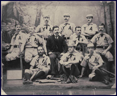 Young America Base Ball Club. Click to enlarge.